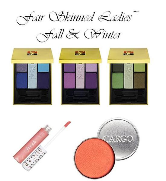 photo of The Best Make-Up Colors For Fair Skinned Brides-to-Be!