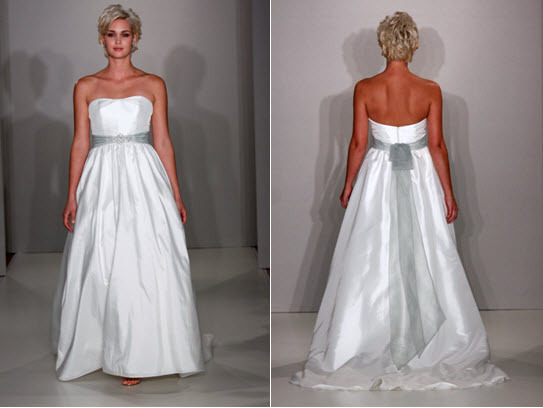Alfred Angelo Wedding Dresses Spring 2010