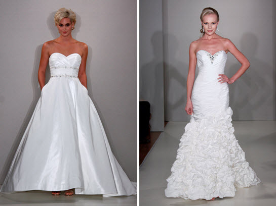 Angelo Private Collection Wedding Dresses Spring 2010
