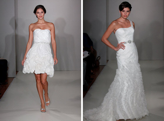 photo of Spring 2010 Bridal Runway: Piccione Wedding Dresses