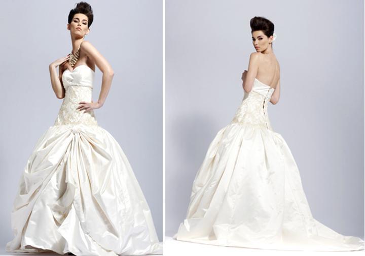 Drop Back Wedding Dresses - Wedding Dresses Asian