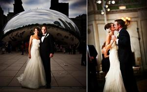 photo of Chicago Spotlight: Kevin Weinstein Wedding Photography