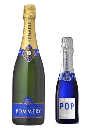 photo of Pop The Cork On Your Something Blue!