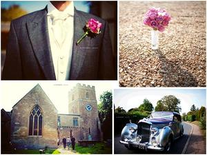 photo of Featured Wedding: Neil and Chloe