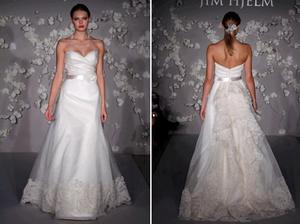 photo of Spring 2010 Bridal Runway: Jim Hjelm Wedding Dresses