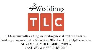 photo of TLC Wants YOU: Calling All NY Metro, Miami and Philly Area Brides-to-Be!