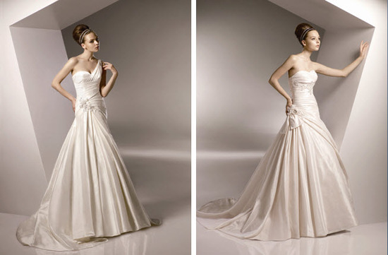 photo of Spring 2010 Bridal Runway: Anjolique Wedding Dresses