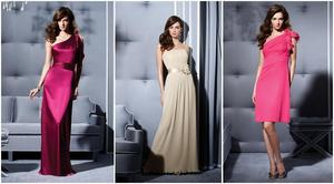 photo of Spring 2010 Bridal Runway: The Dessy Group Bridesmaid Dresses
