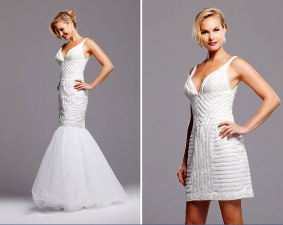 David Tutera by Faviana Wedding Dress - Cameron