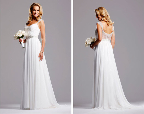 David Tutera by Faviana Wedding Dress - Olivia