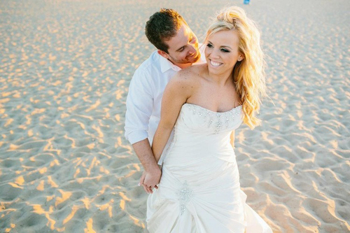 Camberly Beach Bride