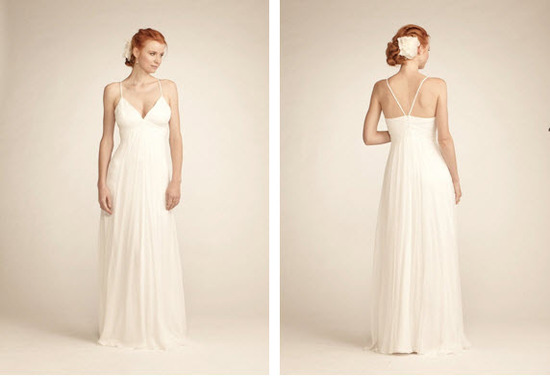 photo of Spring 2010 Bridal Runway: Alix & Kelly Wedding Dresses and Bridesmaid Dresses