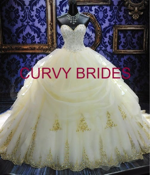photo of Curvy Brides