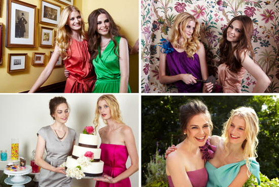 57 grand bridesmaids dresses in 90 colors