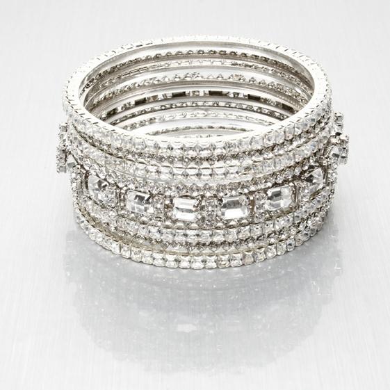 Tejani-bridal-bangles-silver-diamonds-rhinestones-glamour.full