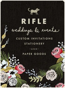 photo of Inspiring Wedding Designs from Rifle