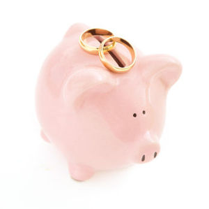 photo of The Man Registry: Don't Let the Economy Ruin Your Dream Wedding