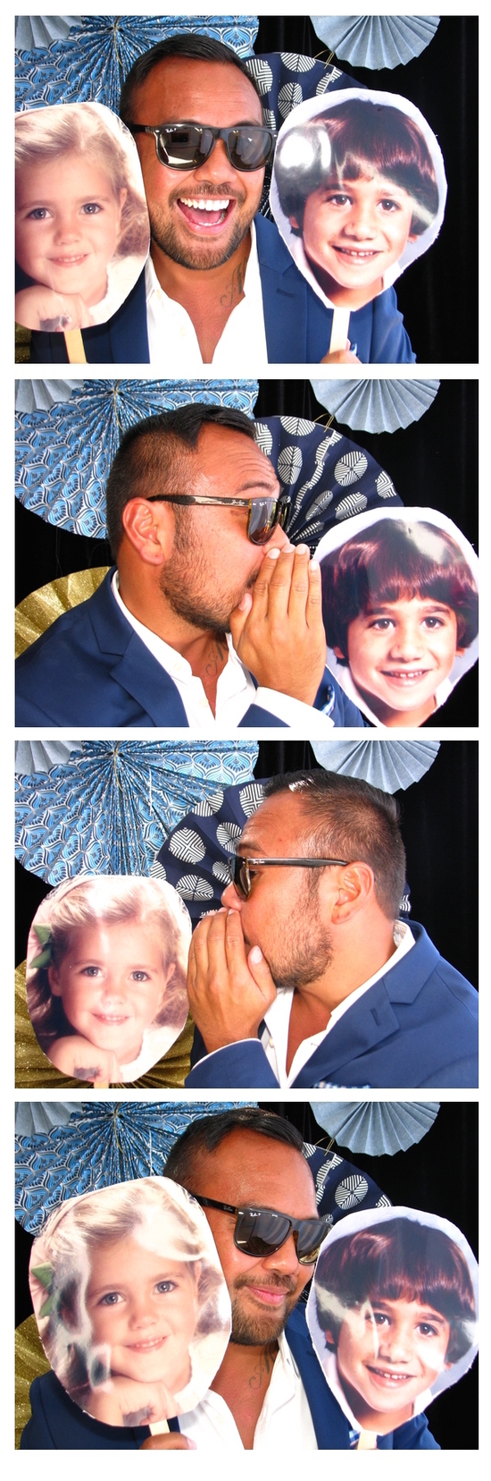 Traditional Photo Booth