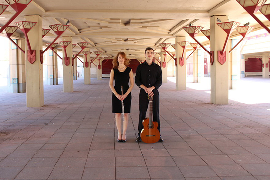 photo of SoSco Flute & Guitar Duo of Phoenix