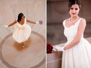 photo of Bride Chic: A Day A City Hall- A Look At The New Civil Wedding