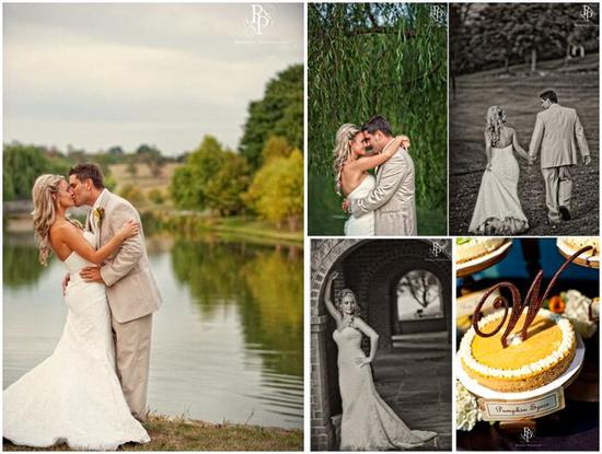 photo of Featured Wedding: Brian and Sara