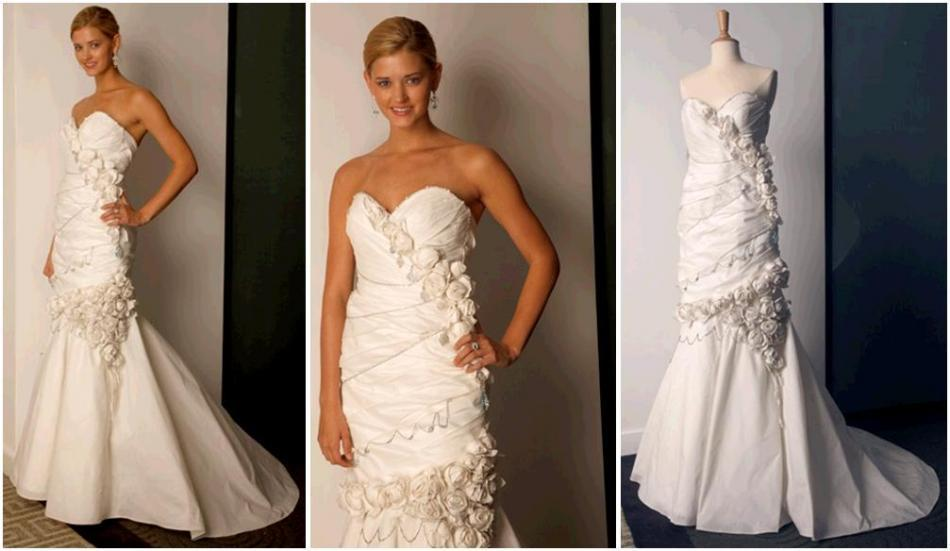 Platinum-wedding-dress-pgi-david-tutera-red-rose-bridal-bouquet-2.full