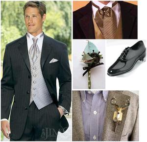 photo of The Man Registry: 5 Wedding Day Fashion Tips for Grooms