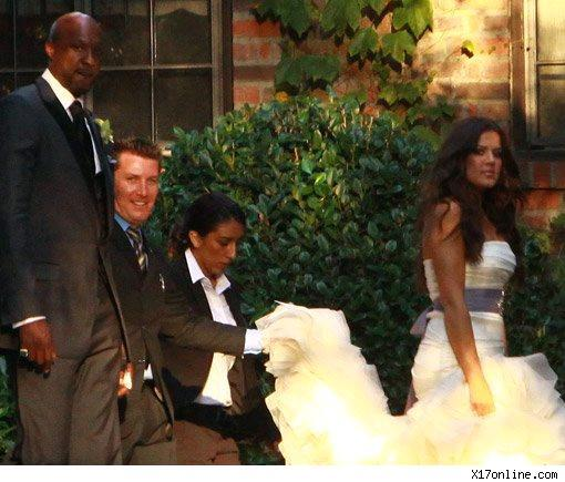 Khloe Kardashian Wedding Gown: Wedding Dresses On OneWed