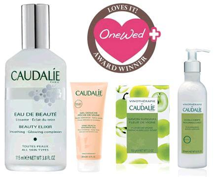 OneWed loves Caudalie's Beauty Elixir for the most beautiful bridal skin!