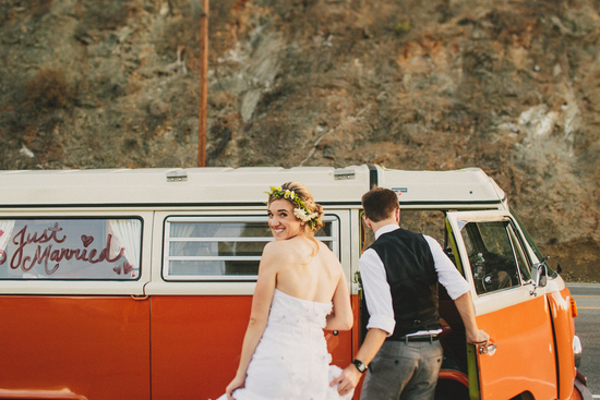 photo of A Vintage DIY Wedding on the Countryside