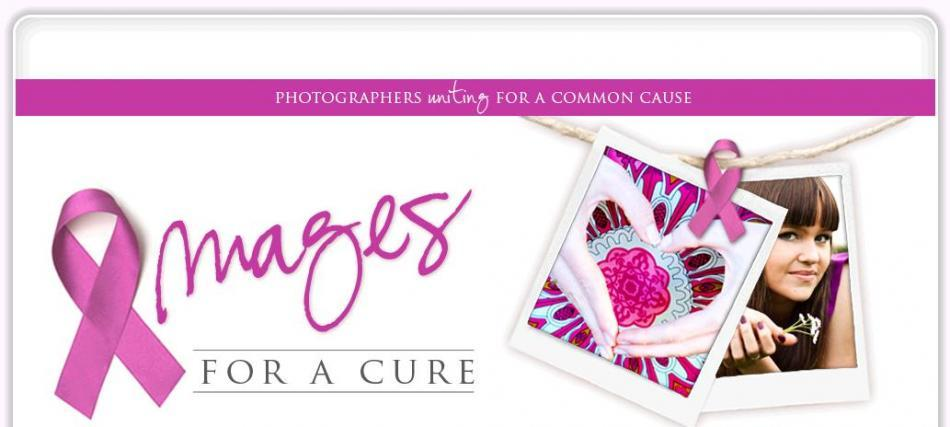 Images for a Cure- help find a cure for breast cancer with your wedding photo sessions