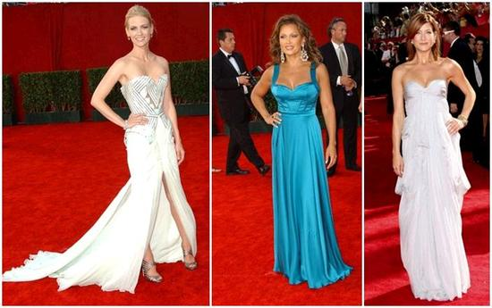 photo of 2009 Emmys: Red Carpet Trends to Inspire Your Bridal Look