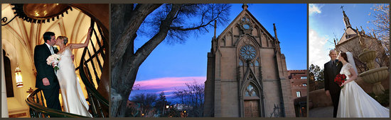 photo of Loretto Chapel