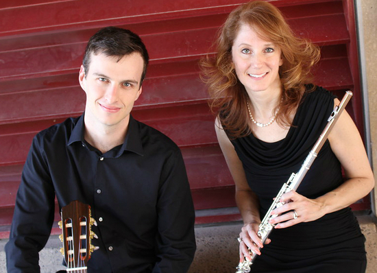 photo of SoSco Flute & Guitar Duo of Phoenix