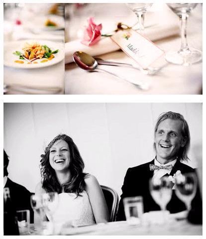 A-castle-wedding-european-romantic-artistic-wedding-photography-bride-groom-wedding-reception-venue-laugh-at-table-closeup-of-tablescape-pink-rose-delicious-pasta.full