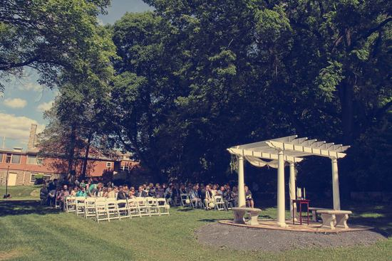 Green Valley Chateau Outdoor Ceremony - Martin Miller Photography