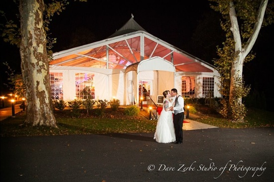 Green Valley Chateau Tent - Dave Zerbe Photography