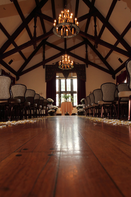 Reading Country Club Kings Hall Ceremony