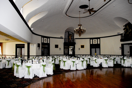 Reading Country Club Ballroom - Photography by McDonough