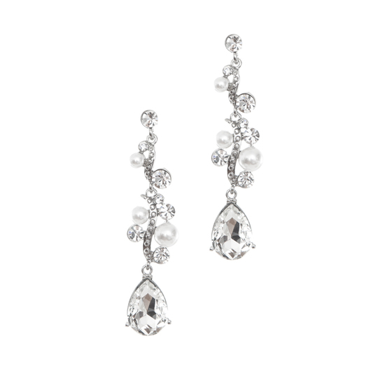 Pearna Pearl Dangle Earrings