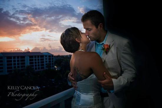 photo of Featured Wedding: A Florida Beach Wedding
