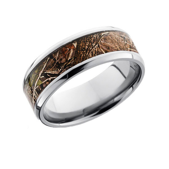 Woodland Camo Ring at Camokix