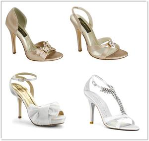 photo of Feast Your Eyes on these Fabulous (Affordable) Bridal Shoes!