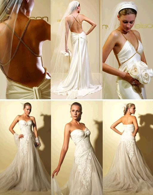 The Gold Rush Wedding Dresgm Dress From Amy Michelson Y And Stunning