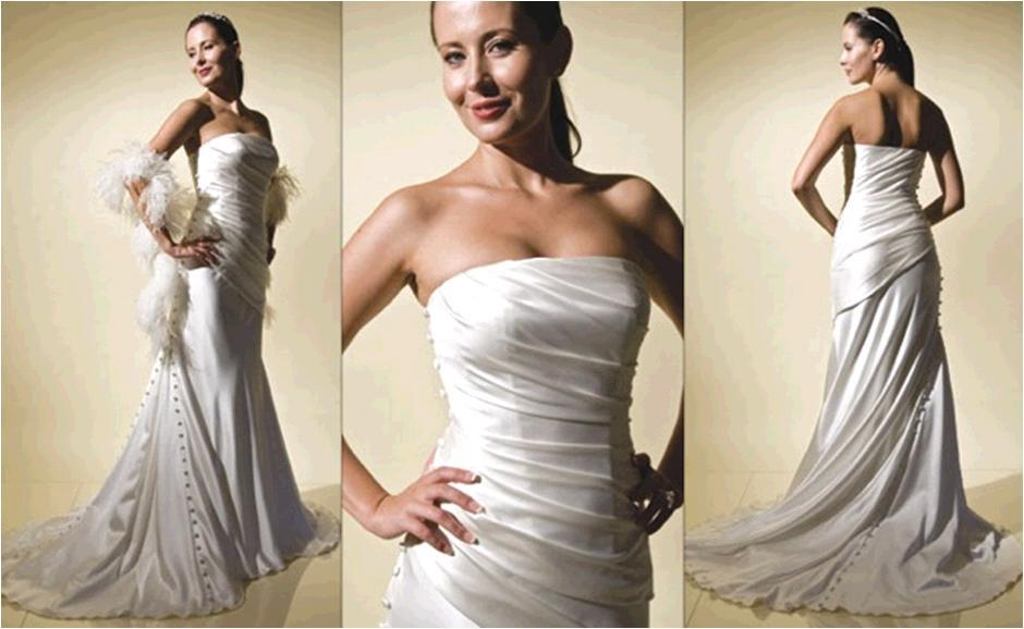 Opening-night-wedding-dress-covered-buttons-vintage-glam-amy-michelson.full