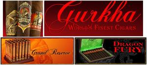 photo of Gurkha Cigars: Treat Your Groomsmen to the Very Finest