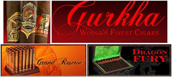 Gurkha Cigars for your wedding reception- Dragon Fury and Grand Reserve