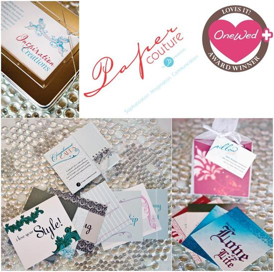 photo of Savvy Steals Winner- Couture Quality Stationery to Show Praise, Spread Love, and Inspire!