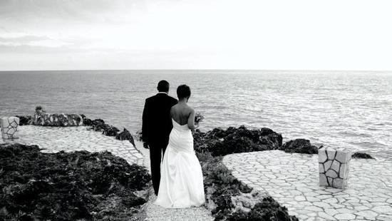 "photo of Upload Your Fave Summer Wedding Photo, Win Digital Camera or 50"" Plasma HDTV!"
