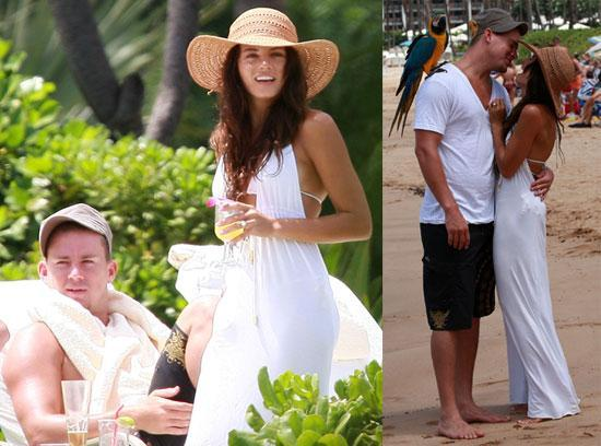 Channing Tatum and Jenna Dewan: Married in Malibu, honeymoon in Bali, get matching tattoos